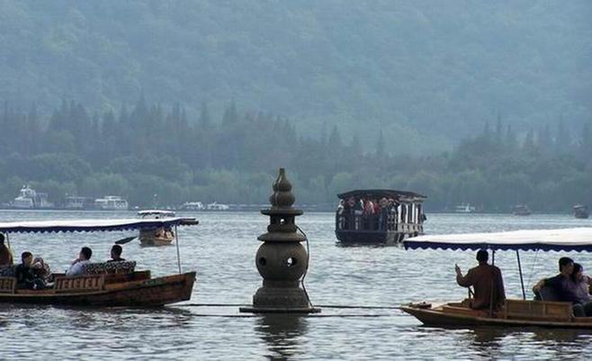 杭州西湖十大美景