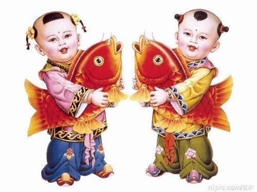 【恭喜发财】中国年画大全献给朋友