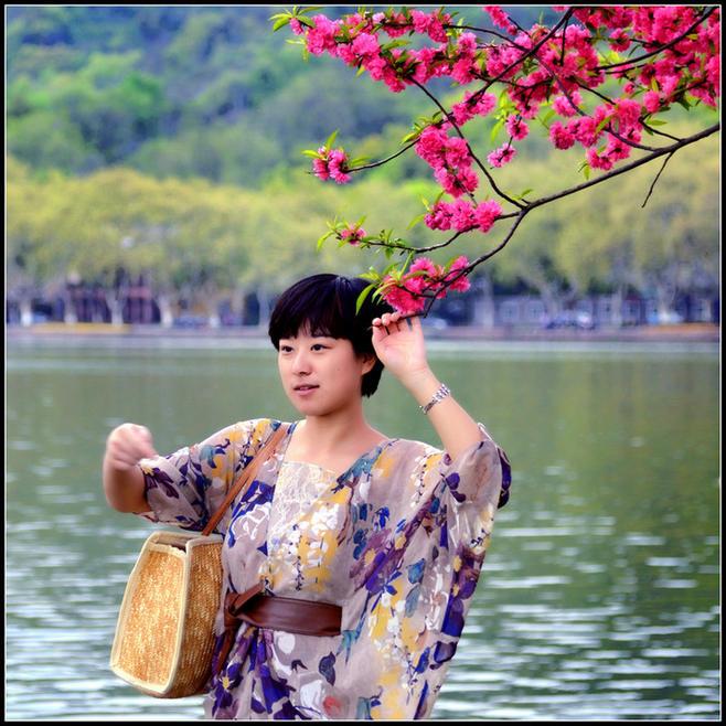 4882,万紫千红斗春芳(原创) - 春风化雨 - 春风化雨的博客